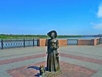Астраханская Центральная набережная