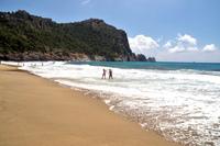Аланья: пляж Клеопатры
