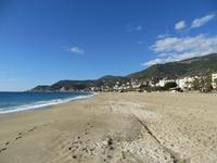 Пустые пляжи мартовской Аланьи