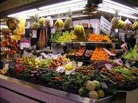 Аликанте: Центральный рынок