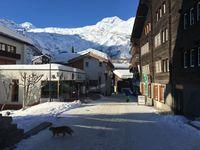 Чуть выше в горах Швейцарии