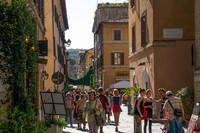 Италия, на улицах Рима