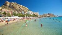 Испания, пляжный отдых
