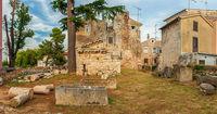 Руины античной эпохи