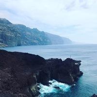 Тенерифе Атлантический океан