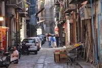 Палермо: на улочках курортного города