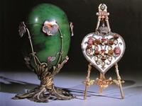 Яйца с сюрпризом: что внутри яиц Фаберже
