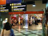 инфраструктура аэропорта во Флоренции, Airport of Florence