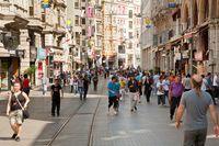 Стамбул: прогулка по району Бейоглу