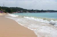 Мой пляжный отдых в Унаватуне!