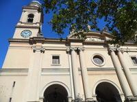 Фасад кафедрального собора Монтевидео