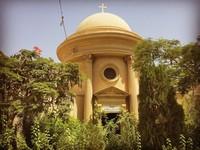 Коптское кладбище в Каире