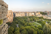 Парижский район Клиши-Батиньоль: экогород будущего в миниатюре