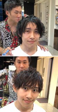 Японский парикмахер прославился на весь мир: он преображает людей до неузнаваемости