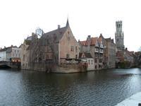 Мартовская экскурсия по историческому центру Брюгге