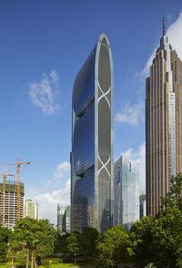 Самый гениальный небоскреб в мире, который сам себя обеспечивает электроэнергией