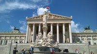 Прогулка по сентябрьской Вене