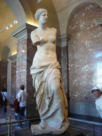 Лувр — самый грандиозный художественный музей в мире