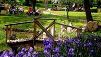 Ереван: прогулка по парку влюбленных