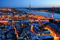 Города латвии список по алфавиту