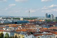 Вена: самое старое колесо обозрения в мире и виды с него на город