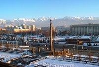 Снежная Алмата