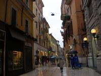 В марте в Вероне довольно дождливо