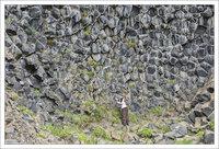 Исландия: Скала-эхо