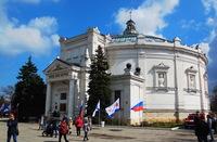 Севастополь: я на экскурсии