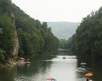 Весенняя прогулка по реке Псекупс, Горячий Ключ