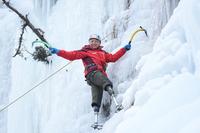 Альпинист без ног