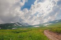 Дивные природные ландшафты