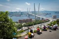 Эффектная набережная Владивостока