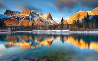 Природные зоны Скалистых гор