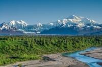 Озера и реки Аляски