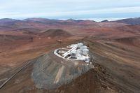 Астрономическая обсерватория на верине Душак-Эрикдага