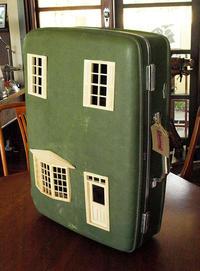 Что делать со старыми чемоданами: интересное решение австралийских дизайнеров