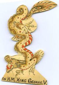 Государь с татуировкой дракона: какими рисунками украсил свое тело Николай II