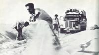 Самая абсурдная рекламная кампания: доставка льда из Норвегии в Африку