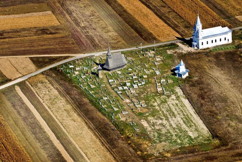 Фотограф делает невероятно крутые снимки нашей планеты с высоты птичьего полета