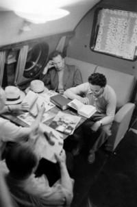 Черная икра и водка: первый класс в самолетах СССР