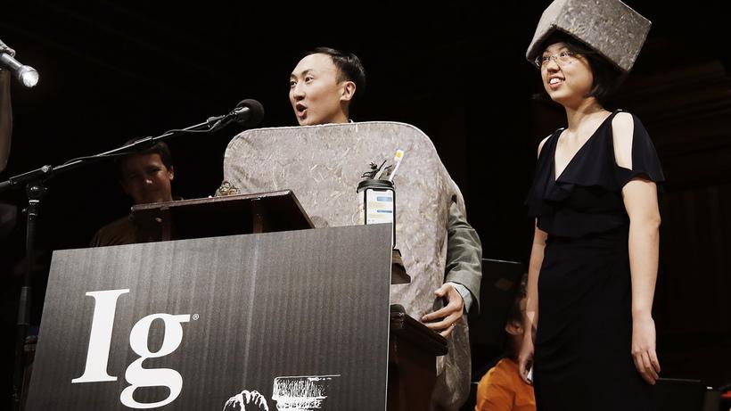 Главный приз — 10 триллионов долларов: объявлены лауреаты Шнобелевской премии