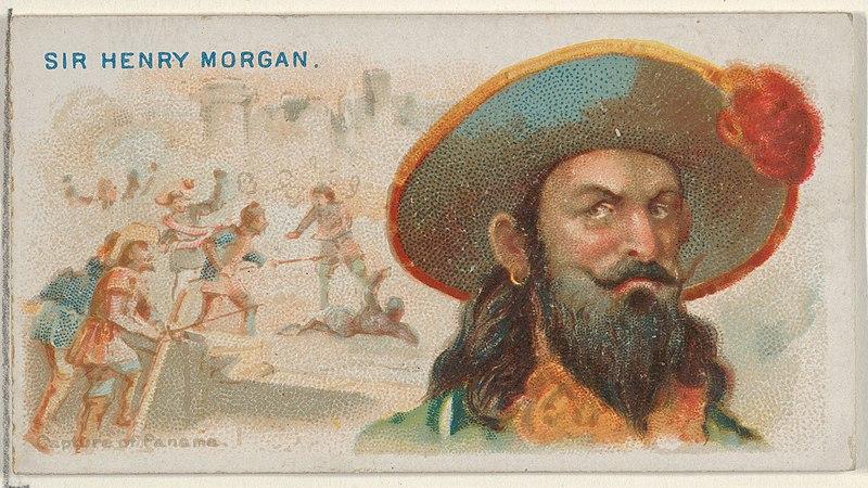 Каким был настоящий капитан Морган