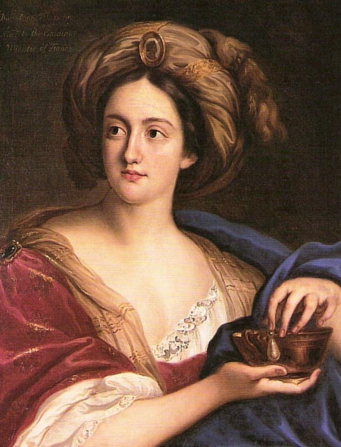 Гортензия Манчини: жизнь, похожая на авантюрный роман