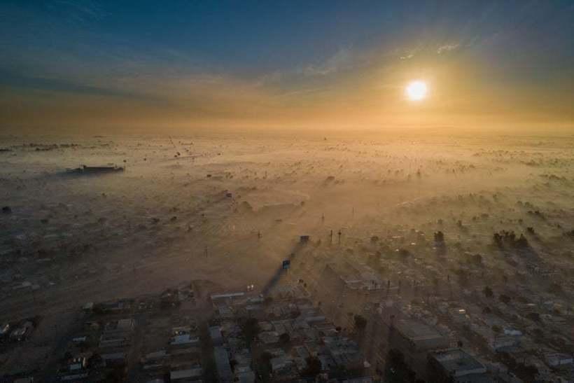 12 снимков о том, что человек сделал с планетой: лучшие экофотографии 2019 года