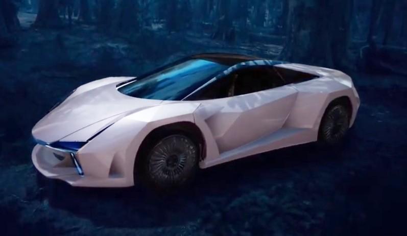 Наноцеллюлоза вместо стали и пластика: в Японии представили новый автомобиль
