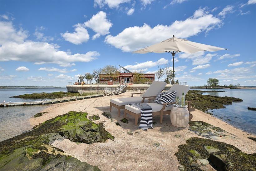 Красивая жизнь: возле Нью-Йорка продаются два приватных острова