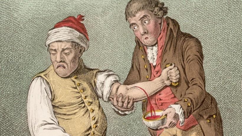Какими самыми странными лекарствами лечились русские цари