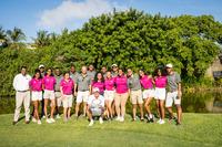 Профессиональный турнир по гольфу в отеле Constance Belle Mare Plage